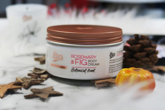 etos botanical boost rosemary & fig body cream