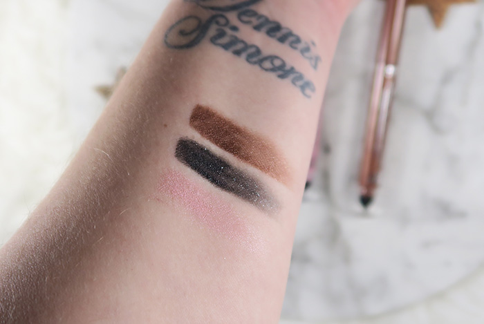 miss sporty crazy me eyeshadow swatches