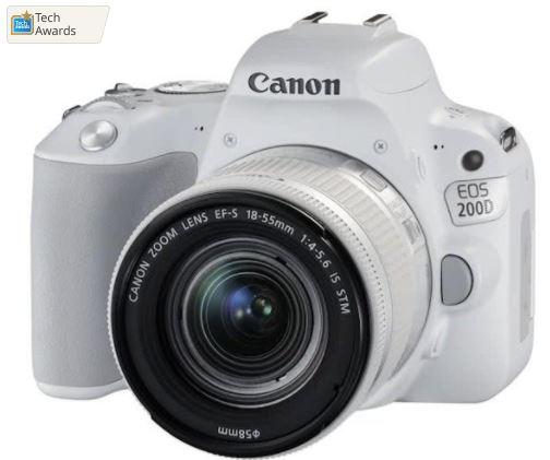 Canon 200D wit