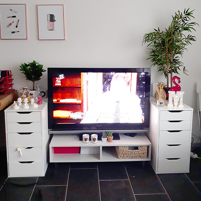 ikea alex tv meubel
