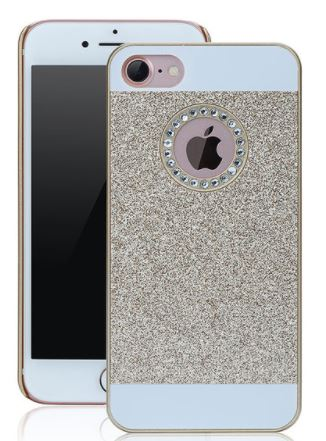 aliexpress telefoonhoesjes iphone 8 plus glitter goud