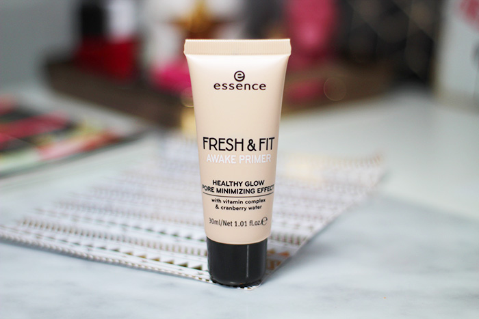essence wake up make up fresh & fit awake primer