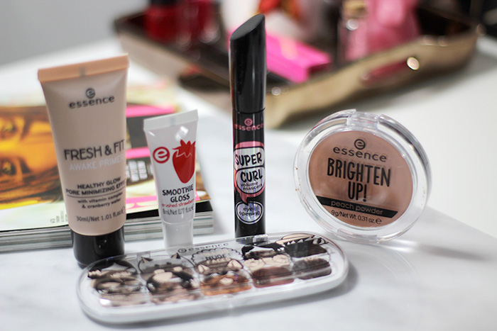 Essence wake up & make-up producten
