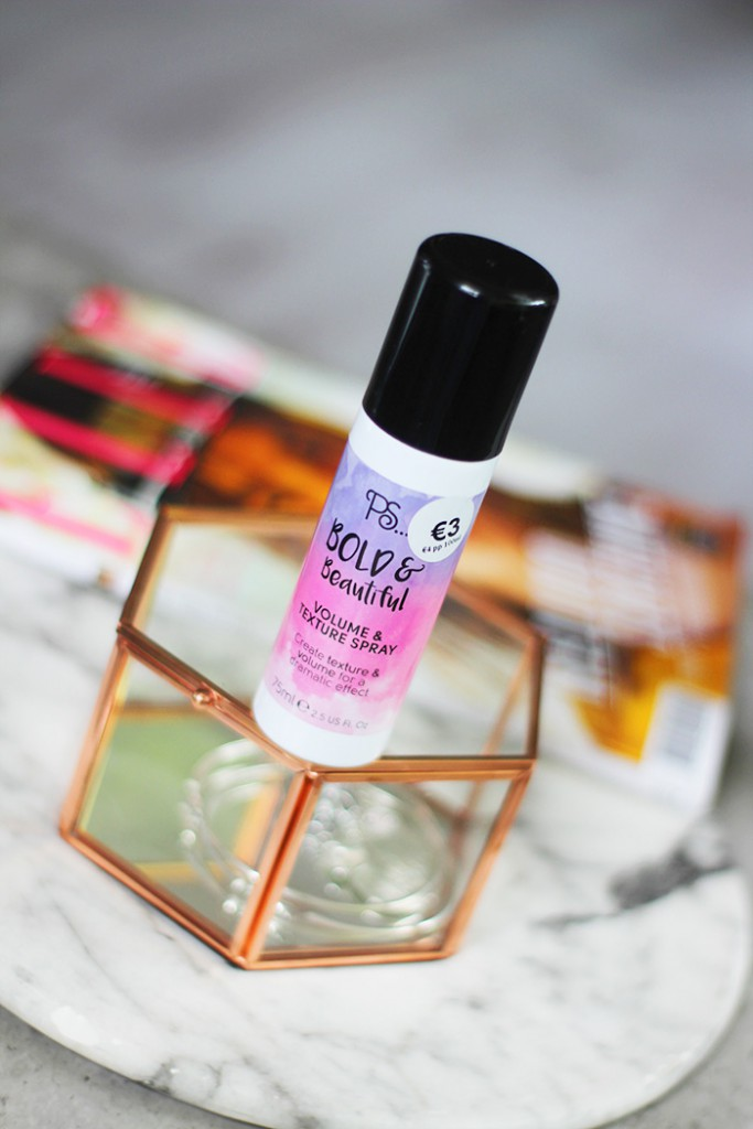 primark volume & texture spray 5