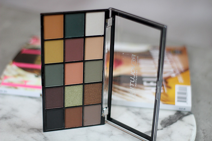Makeup Revolution Re-Loaded Palette Iconic Division 1