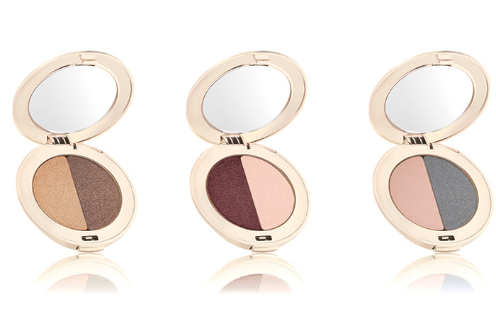 Jane Iredale shades for fall collectie