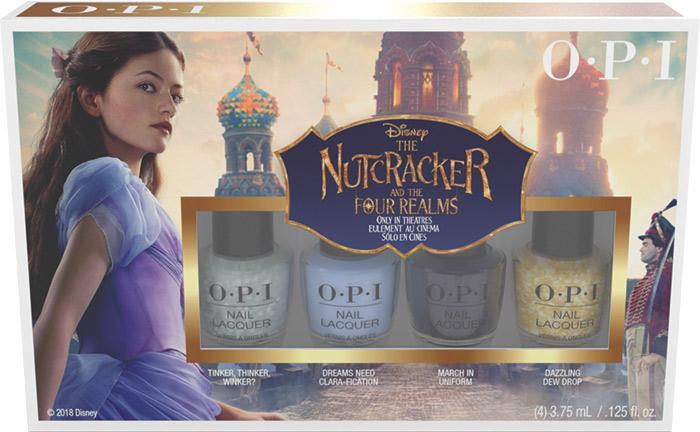 OPI Disney The Nutcracker 4 pack mini 1