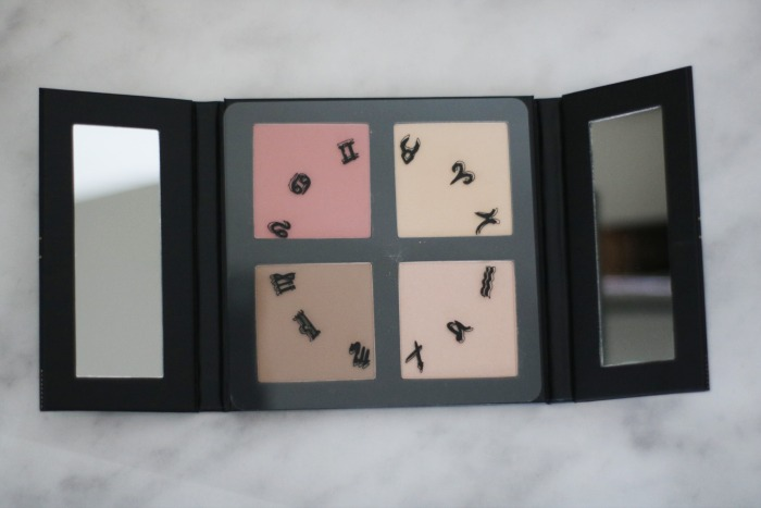 catrice astrology face palette inside