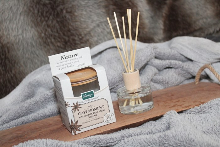 Kneipp home fragrance geurstokjes en kaars review