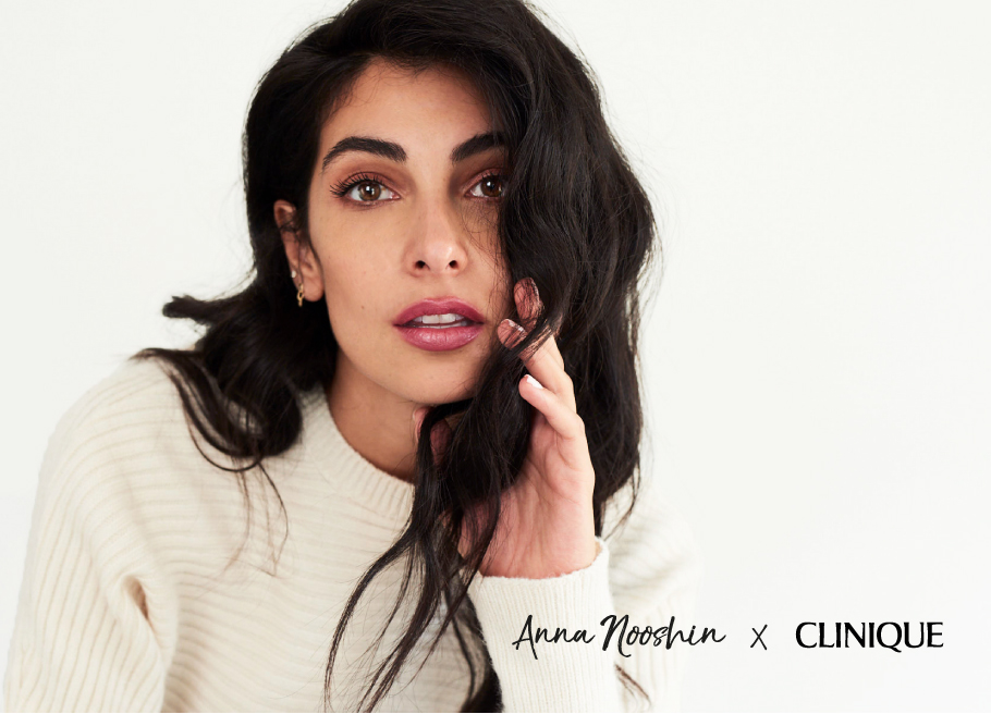 Anna Nooshin x Clinique Beauty Favourites