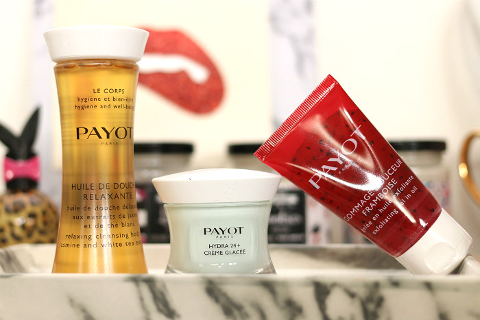 beautyfashionshop bestelling payot kit
