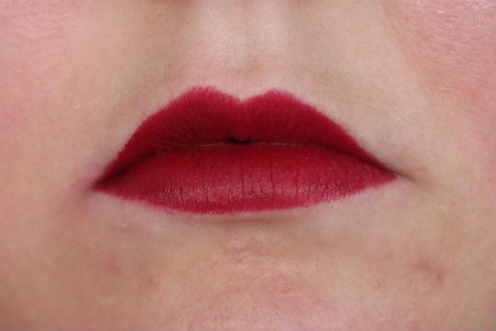 mac bow up lippen