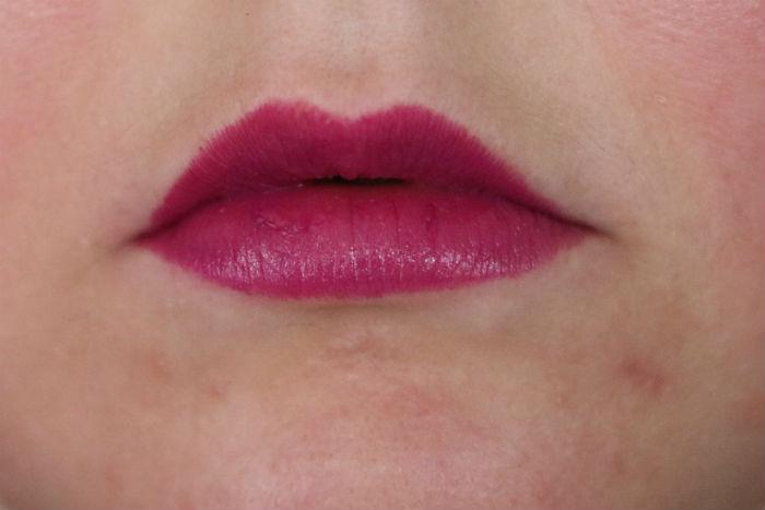 mac garland lippen