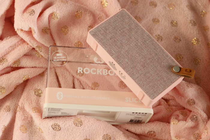 Fresh 'n Rebel Roze Rockbox Slice Fabriq Edition