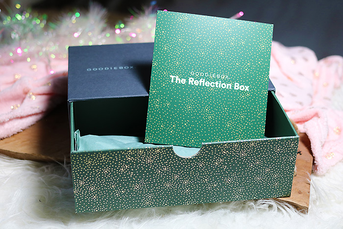 Goodiebox december 2018 – The Reflection Box