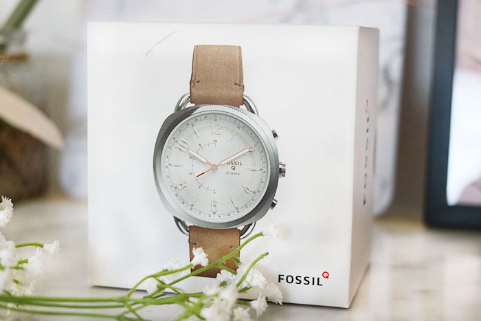 Fossil Hybrid Smartwatch review