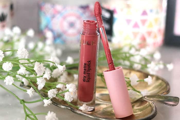 hema b.a.e. dry matte lipstick true kiss