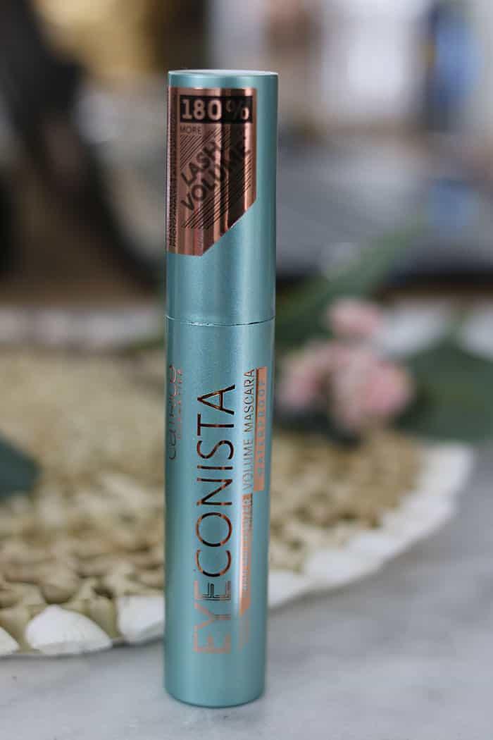 catrice eyeconista waterproof mascara review pinterest