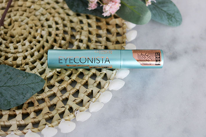 catrice eyeconista waterproof mascara review
