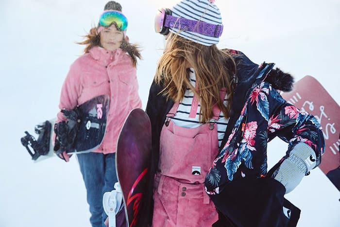 winterjas van protest