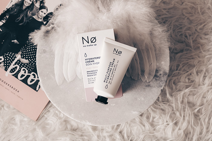 no make up hydraterende creme review