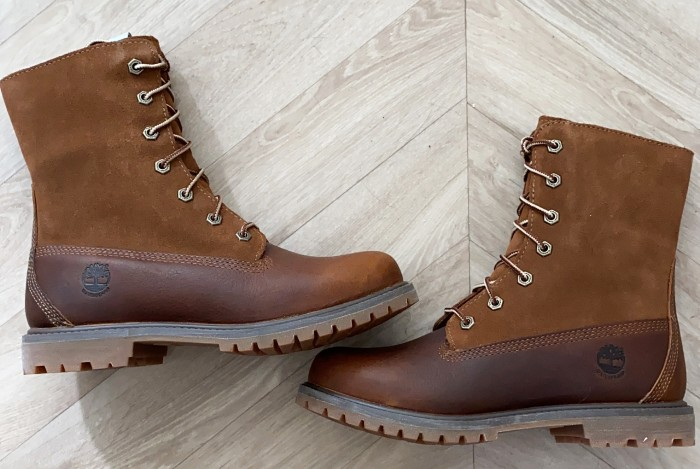 timberlands winter