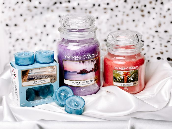 yankee candle the last paradise collectie