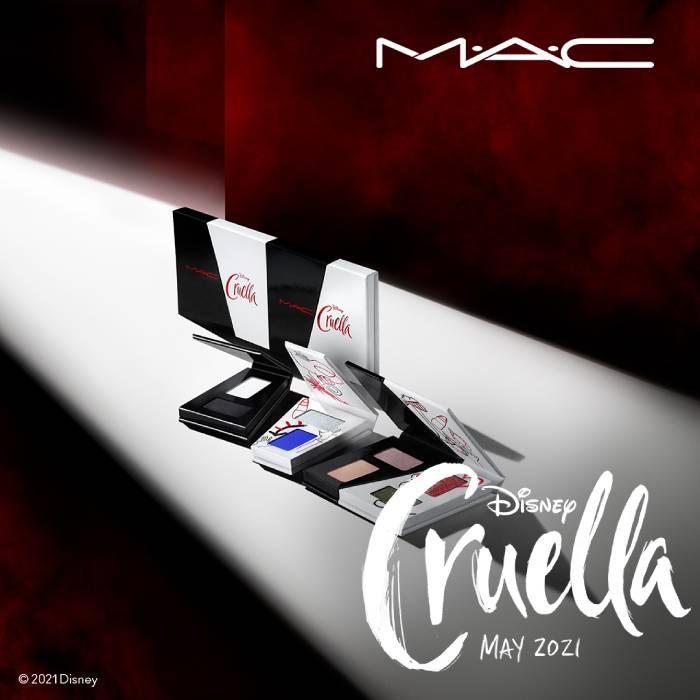 cruella disney m.a.c