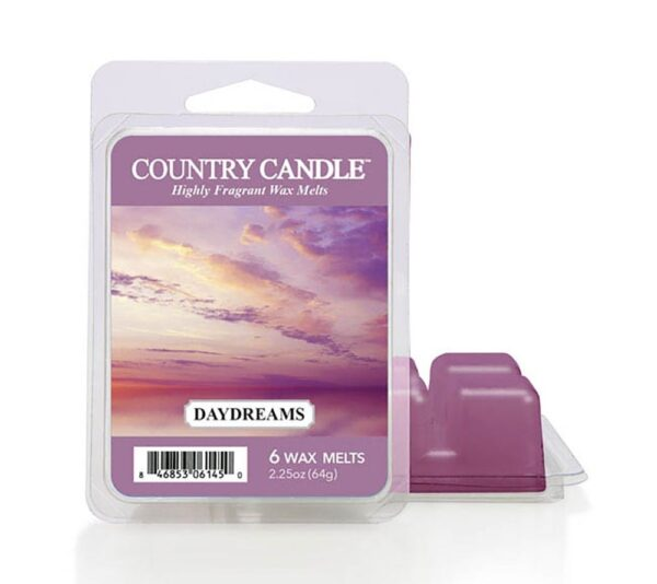 country candle daydreams waxmelt