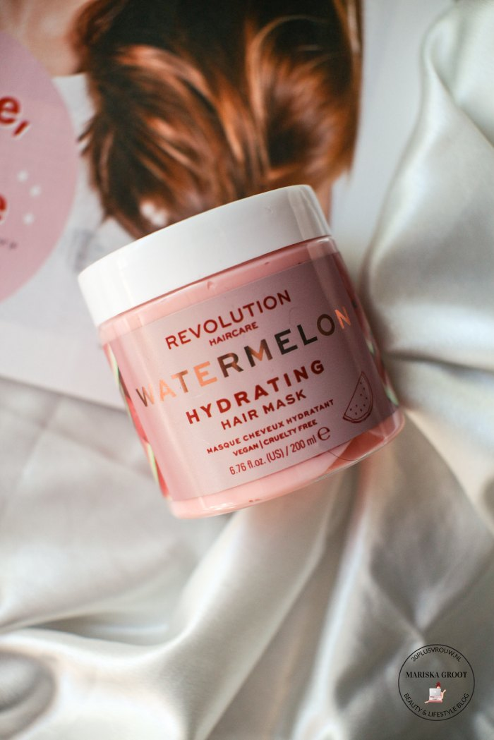 revolution haircare hydraterend haarmasker