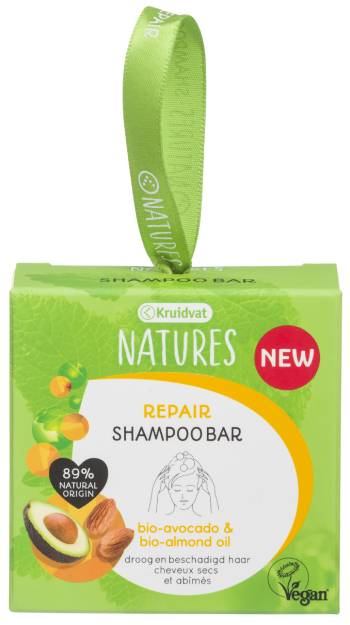 kruidvat natures shampoo bar